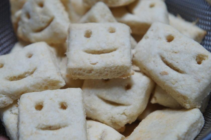 ダイエットに☆おからクッキー☆洗い物ゼロ