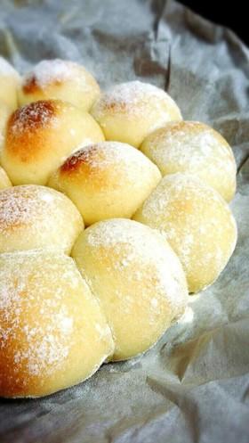 ふわ~っと♡ ママのちぎりパン