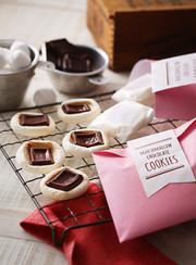 バレンタイン♪マシュマロクッキーの写真