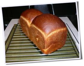 健康美人♥ホエーなもちもちふわふわ食パン