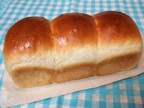 25分の発酵でOK!ふんわり湯だねパン