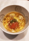 和風丸ごとトマトスープ