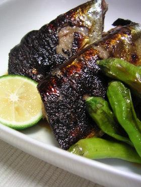 秋刀魚の柚子風味