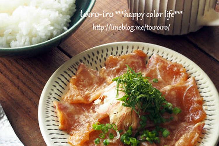 茶漬け レシピ 鯛