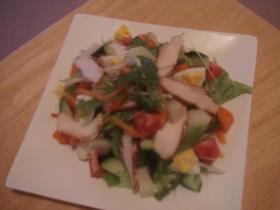 野菜たっぷり!ニース風?サラダ