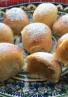 ウズベキスタン♡南瓜と林檎のピロシキ