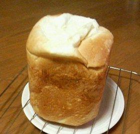 HBで☆ふわっふわ生クリーム食パン