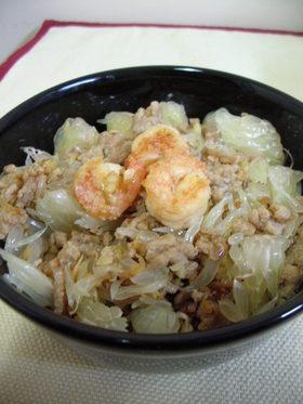 ヤムソムオー☆タイのポメロサラダ