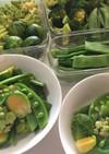 野菜を茹でたらダシができました