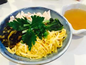 鹿児島名物 鶏飯(けいはん)
