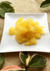 りんごの砂糖煮
