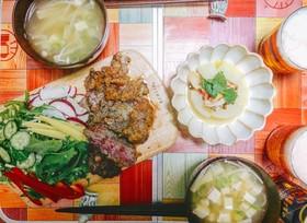 簡単 安いお肉も柔らかく 牛肉 ステーキ