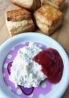 ホイップバター*クロテッドクリーム風