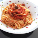 簡単★ツナとトマト缶のうまうまパスタ