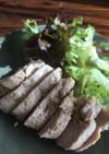 醤油麹で簡単&柔らか〜鶏胸肉チャーシュー