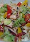 簡単!たっぷり野菜のシーフードマリネ