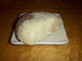 レンジで簡単☆ふわふわおから蒸しパン