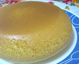 炊飯器ホットケーキ