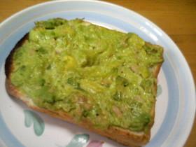 朝食に☆アボカド☆トースト満腹バージョン