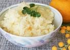 簡単♡柚子塩炊き込みご飯d(⌒o⌒)b