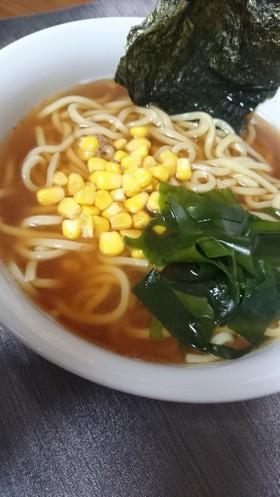 簡単♪しょうゆラーメンスープ