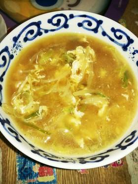 中華風味噌汁