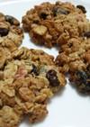 HM&グラノーラ☆簡単モーニングクッキー