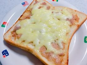 ツナ*マヨ*チーズ*トースト