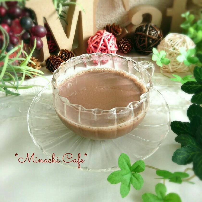 美味しい最強美容ドリンク❤甘酒生姜ココア