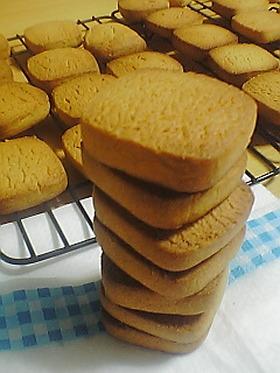 きな粉のサクサククッキー