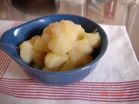 ほくほく♪とろとろ♪ジャガイモの煮物