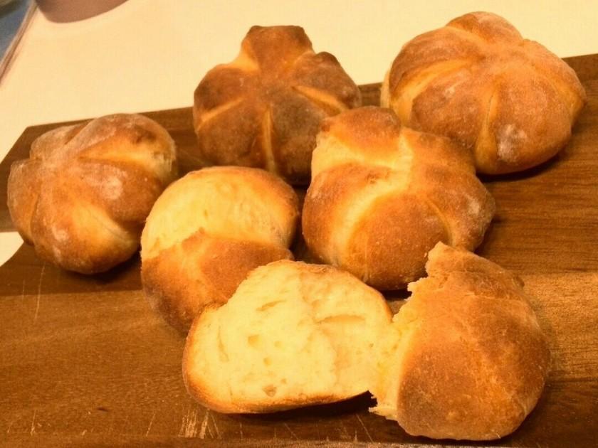 こねない!冷蔵庫発酵の簡単パン