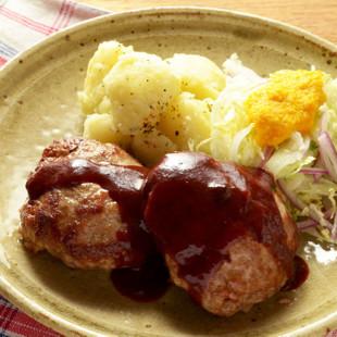 ハンバーグ〜定番洋食ソース〜