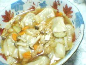 スープミニ餃子