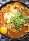 本格スンドゥブチゲ(豆腐チゲ)