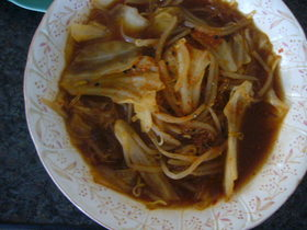 簡単!激辛!韓国スープ☆