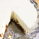 ビスケットのアレンジ☆レアチーズケーキ