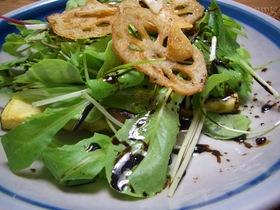 白身魚(太刀魚)のソテー バルサミコ酢で