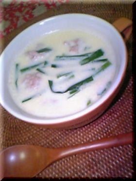 本気ダイエット❤豆乳スープ