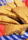 スコットランド風クッキー