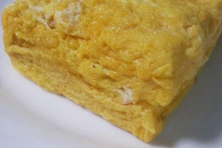 卵焼き 人気 レシピ 甘い