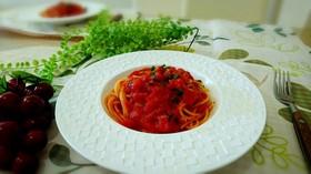本格イタリアン スパゲティアラビアータ
