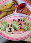 1歳の誕生日!ワンワンご飯