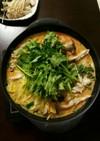 タイ風 トムヤム鍋