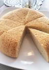 低糖質♡炊飯器でおからパンケーキ