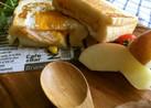 簡単♪おいしい朝食バランス・トースト