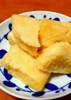 レンジでチーズ蒸しパン★