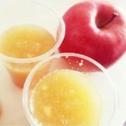 りんごアレルギーの私が作るリンゴゼリーの写真