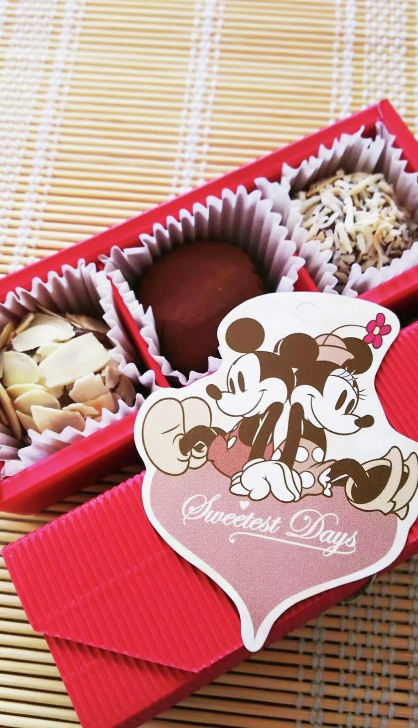 とろける生チョコ石畳*ノンアルコール