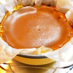 グルテンフリーのベイクドチーズケーキ